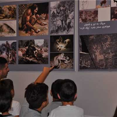 KALAR STUDENTS TAKE A TRIP TO GARMIAN CIVILIZATION MUSEUM