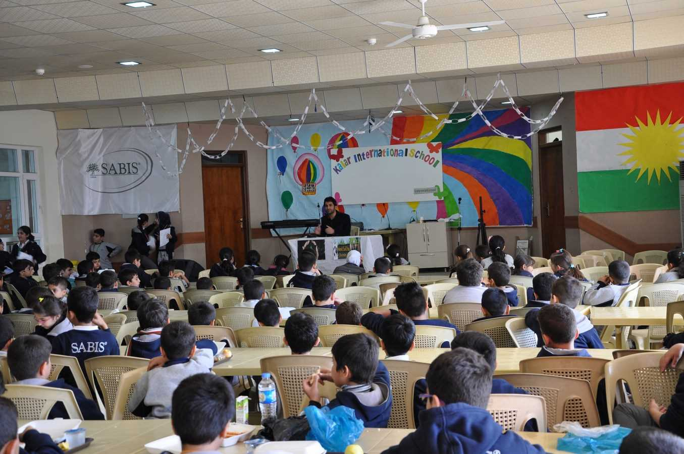 Kalar Students Learn about International Soil Day