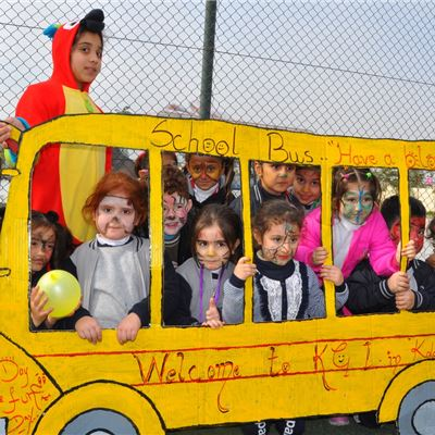 Kalar Hosts KG 1 Welcome Party at School