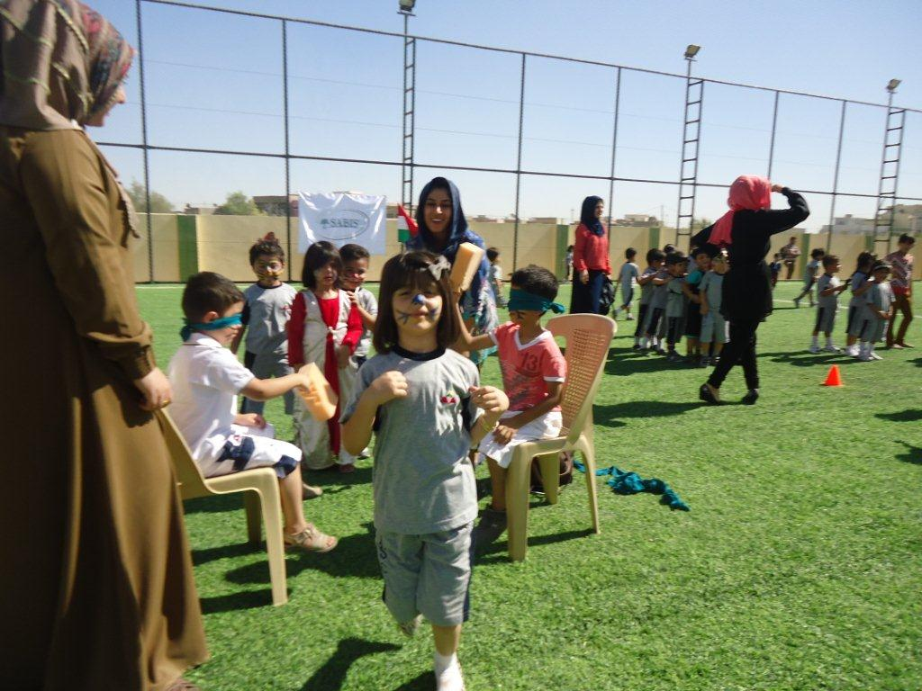 Kalar International School Arranges Fun Day