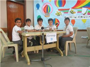 Spelling Bee Competition 2014-2015