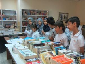 Grade 3 Students Learn Valuable Lessons at Local Library (Kalar I.S)