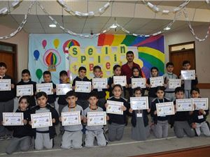 Spelling Bee Competition 2015-2016