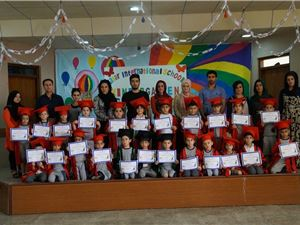 KG.2 Graduation