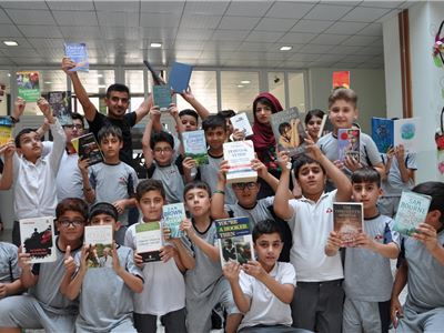 Kalar Celebrates International Literacy Day
