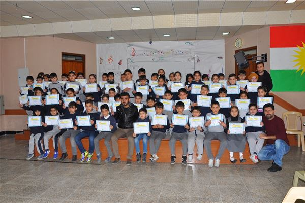 Kalar Hosts Mental Math Completion for Students in