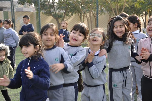 KALAR HOLDS SPORTS DAY FOR GRADE 2 STUDENTS
