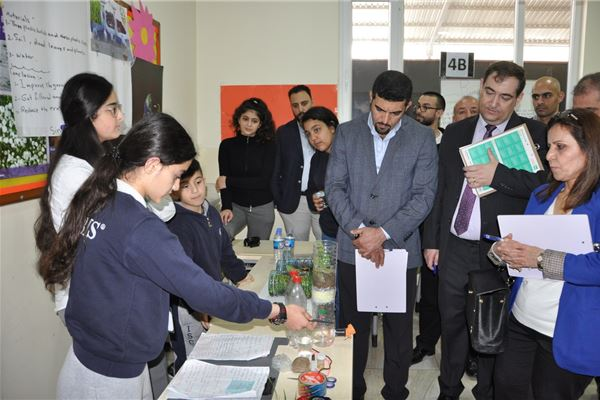 KALAR STUDENTS PARTICIPATE IN SCIENCE FAIR