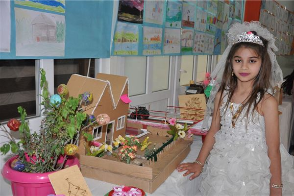 KALAR STUDENTS PARTICIPATE IN ART EXHIBITION
